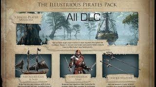 Minisatura de vídeo nº 1 de  Assassin's Creed IV Black Flag - Illustrious Pirates