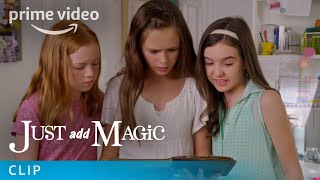 Just Add Magic - Episode 1 (Full Episode) | Amazon Kids