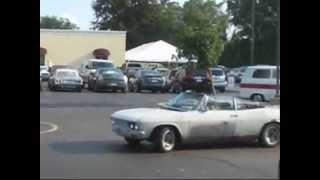 Corvairiation Kentucky Monza Junk  7 15 13