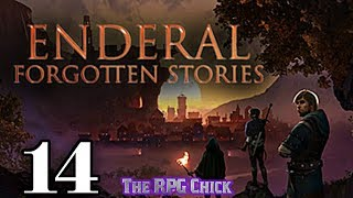 Let's Play Enderal - Forgotten Stories (Skyrim Mod - Blind), Part 14: The Voice From the Water