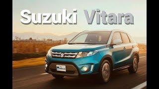 Suzuki Vitara - Atractiva y realmente cómoda   Autocosmos