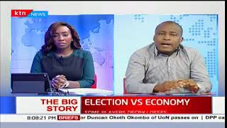 The Big Story: Election vs economy