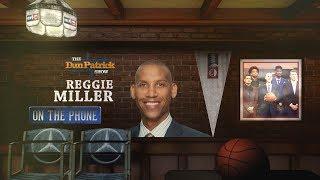 Turner Sports' Reggie Miller Talks NBA Draft & More with Dan Patrick | Full Interview | 6/22/18