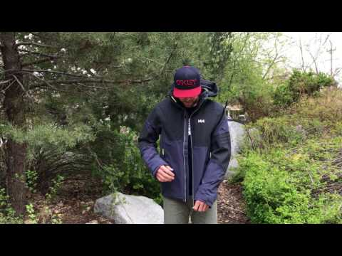 The Icon Jacket reviewed by Dustin Cook from Alpine Canada Ski Team