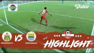 Bhayangkara FC (0) vs Persib Bandung (0) - Highlights Penyelamatan   Shopee Liga 1