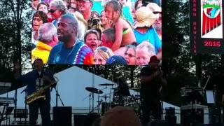 """""""Everybody Plays The Fool"""" Aaron Neville @2016 Stillaguamish Festival of the River"""