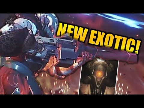 Destiny 2 News: NEW EXOTIC REVEALED! - Season of the Undying!