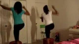 "Chris Brown ""Lottery"" (Chelsei&Kendra)"