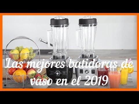 ¿Cecotec, Moulinex o Taurus? Top 5 ▶️  Las Mejores Batidoras de Vaso / Licuadoras 2019 🛒
