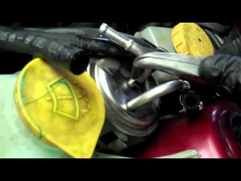 Wie das Benzin und das Öl für chondy zu mischen