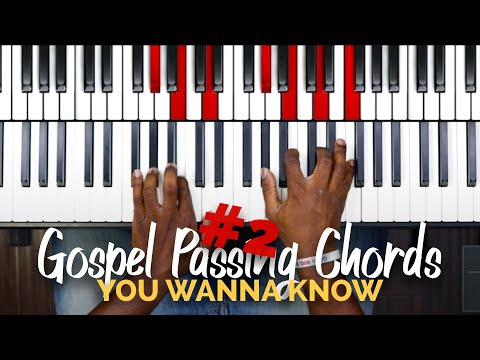 Gospel Passing Chords #2 | Diminished Sevenths