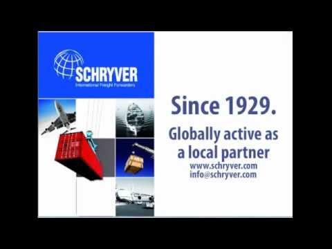 Schryver - International Freight Forwarders - Logistics