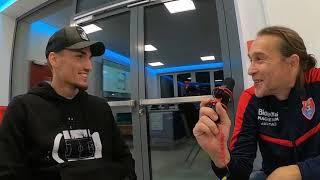 Neu beim KFC   Luca Jensen im Interview