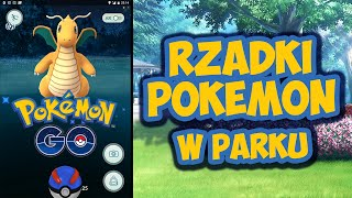 DRAGONITE W PARKU, REAKCJA LUDZI, FAIL (Pokemon GO special)