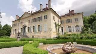 Château d'Hauteville, Vente aux enchères   1600 lots