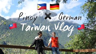 🇵🇭🇩🇪 Pinoy German Gay Couple Travel Adventure Vlog In Taiwan 🇹🇼