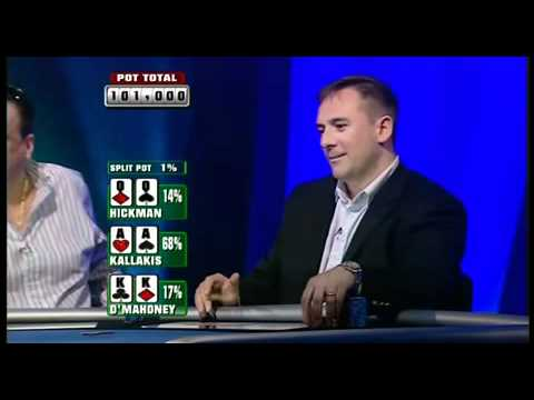 Vídeo do TX Poker - Texas Holdem Poker