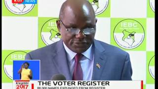 IEBC clears 19 million Kenyans to vote in the August elections