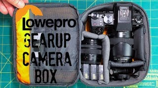 Lowepro GearUp Camera Box // THE BEST FOR TRAVEL!