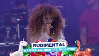 Rudimental   'Waiting All Night Feat Ella Eyre' (live At Capital's Summertime Ball 2018)