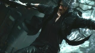 Devil May Cry 5 Dante's Black Outfit