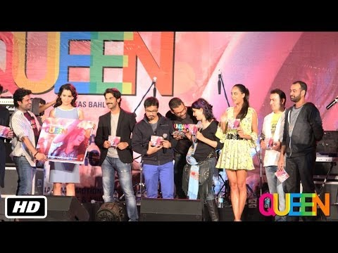 Queen | Music Launch Event | Amit Trivedi | 7th March 2014