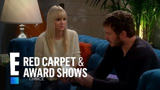At Home withAnnaFaris&ChrisPratt | E! People's Choice Awards
