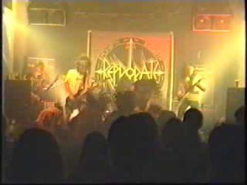 Reprobate - Pull the Plug - Cover of the Death classic Live!