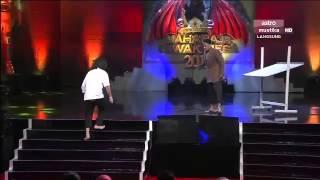 Maharaja Lawak Mega 2013   Minggu 3   Persembahan Wala