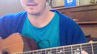 We Laugh Indoors (Guitar lesson PT A) by: Death Cab for Cutie