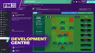 FM2020 Development Centre / New Feature