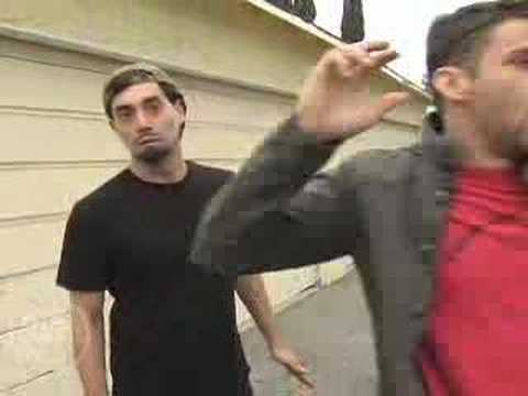 Hilarious David Blaine parody from the golden age of YouTube