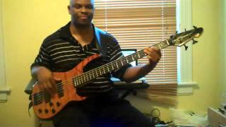 Chic - At Last I am Free ;  Bass Cover by Bsmooth512
