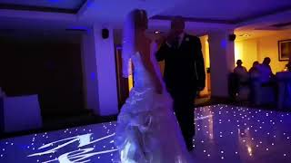 Susan and Brian's First Dance to Andy Williams Can't take my eyes off you February 2019