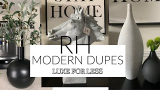 NEW!! SHOP WITH ME!! RESTORATION HARDWARE| LOOK FOR LESS
