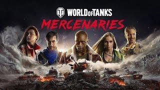 World of Tanks: Mercenaries – Official Teaser Trailer
