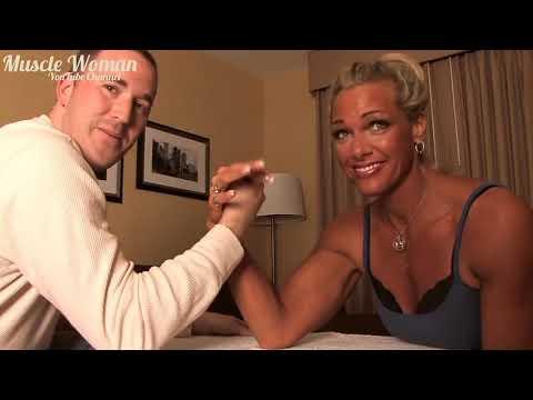 Arm Wrestling | Muscle Woman | Female Bodybuilding | Fitness Motivation | Sport's Girls