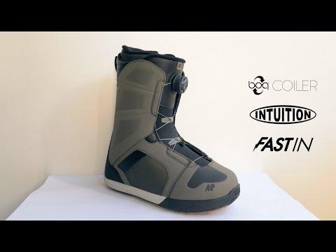 K2 Raider Snowboard Boots - Men's