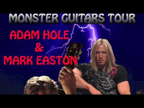 Monster Guitars Promo With Mark Easton and Adam Hole