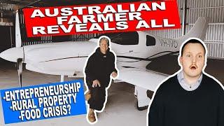 THE COMING FOOD CRISIS IN AUSTRALIA!   Life Of An Australian Farmer