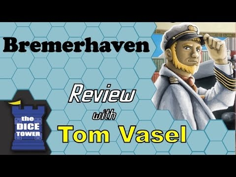 Dice Tower Reviews: Bremerhaven
