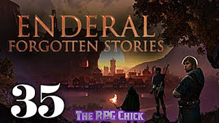 Let's Play Enderal - Forgotten Stories (Skyrim Mod - Blind), Part 35: Welcome to Ark!
