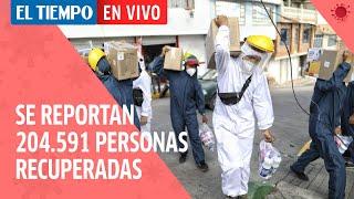 Coronavirus En Colombia: El País Reporta Más De 200.000 Recuperados