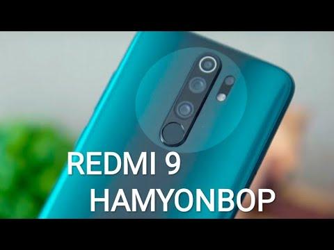 REDMI 9 HAMYONBOP MODEL TAQDIMOTI YAQIN//IPHONE 9 HAQIDA/GALAXY TAB S6 LITEVA GALAXY CHROMEBOOK