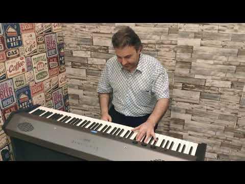 Hemingway digitális pianínó DP 201