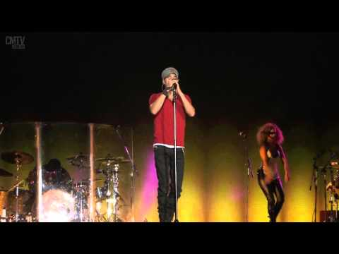Enrique Iglesias video I like how it feels - Estadio Geba 2015