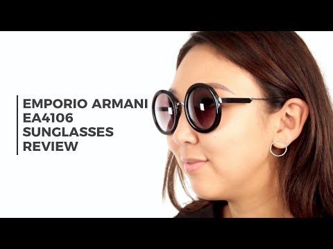Emporio Armani EA4106 Sunglasses Review | SmartBuyGlasses
