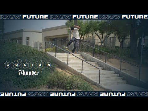 Image for video KNOW FUTURE: JULIAN RESTREPO
