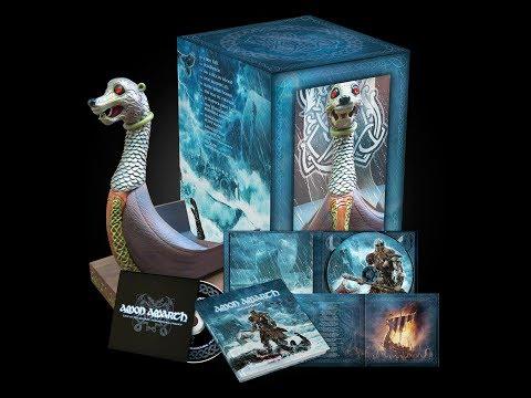 AMON AMARTH Jomsviking - Limited Edition Box - NEW
