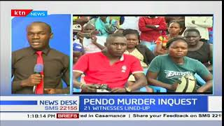 Baby Samantha Pendo's murder inquest at the Kisumu High Court